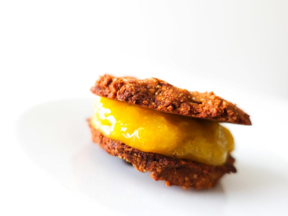 Lemon Pie Cookies - paleo