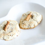 lavender coconut cookies
